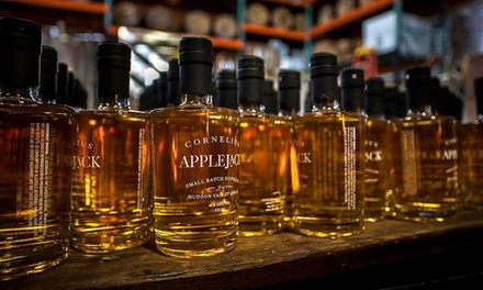 Distillery Tour with Samples and Whiskey Glasses for Two, Four, or Eight at Harvest Spirits (Up to 42% Off)