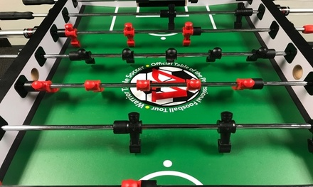 $25 for $125 Worth of Any Foosball Table, Equipment, Parts, or Merchandise from Warrior Table Soccer