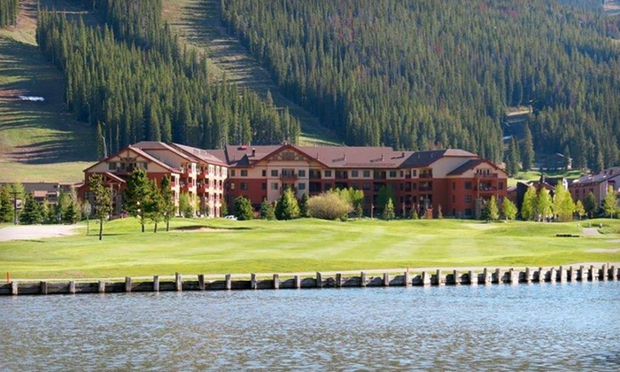 SkyRun Vacation Rentals - Keystone, CO: Two-Night Stay at SkyRun Vacation Rentals in Copper Mountain, CO