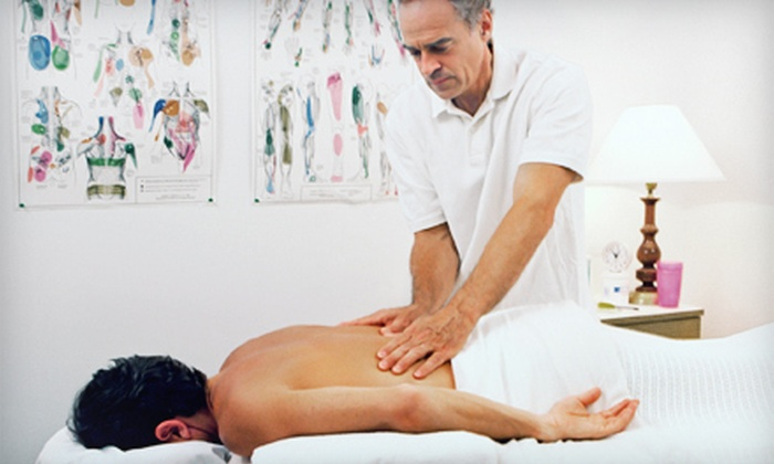 Quantum Vitality Centres - The Villages: Chiropractic Package with Massage, Evaluation, and Optional Wellness Tests at Quantum Vitality Centres (Up to 72% Off)