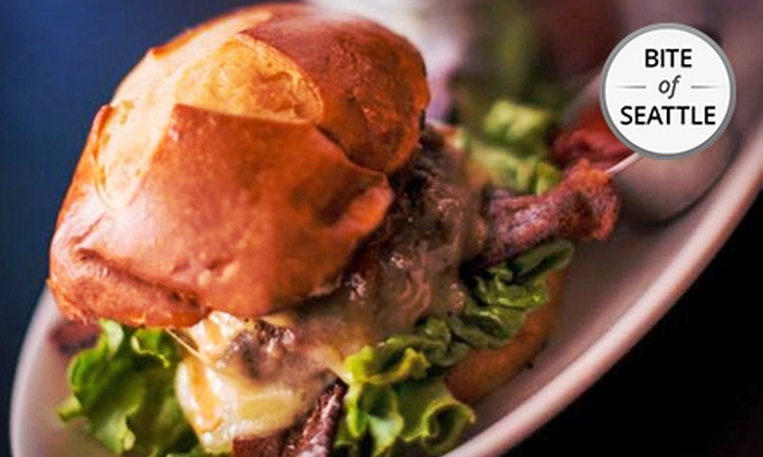 1Hundred Bistro & Bar - South-Lake Union: Upscale American Cuisine and Craft Cocktails at 1Hundred Bistro & Bar (Up to 51% Off)
