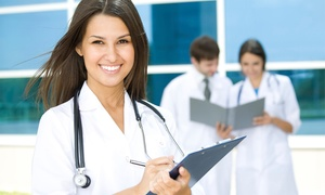 Clinimur: 1 certificado médico-psicotécnico por 16,90 €