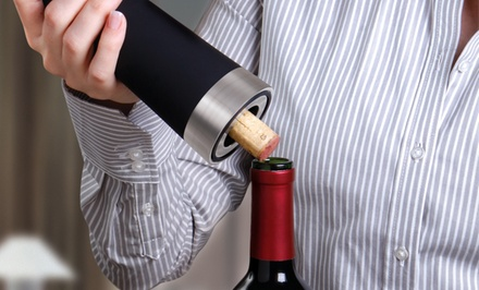 Automatic Electric Wine Opener. Free Returns.