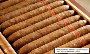 Cigar Source: $39 for Cigar Package with Cigars and Passes to the Cigar Club at Cigar Source ($79 Value)