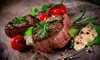 Raff's On The Corner - Skerries: Sirloin Steak for Two at Raff's On The Corner (39% Off)