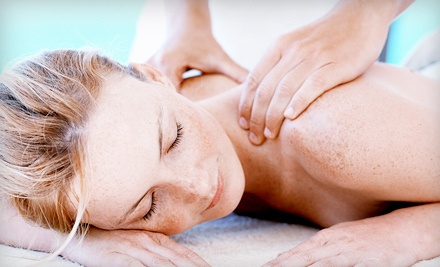 One or Three 60-Minute Full-Body Massages at RiverScape Massage (Up to 56% Off)