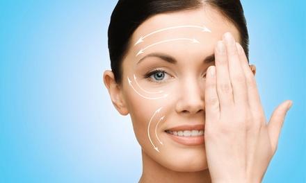 Tratamiento facial antiedad con 5, 10 o 35 hilos tensores reabsorbibles desde 99 € en Paula Romero Medical Clinic