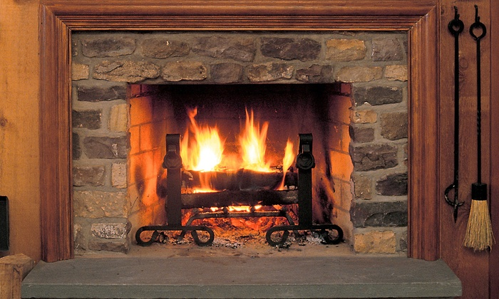 All Points Chimney, Stoves & Fireplaces Inc - Sylvania: $79 for Full Fireplace Cleaning Plus Inspection from All Points Chimney, Stoves & Fireplaces Inc ($159.95 Value)