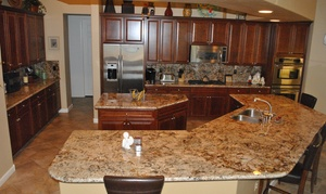 Rock Solid Granite & Marble: $40 for $100 Worth of Remodeling Services — Rock Solid Granite & Marble Inc
