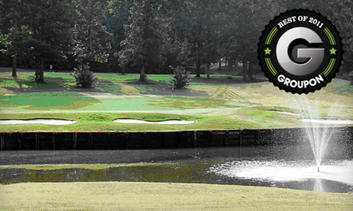 Timberlake Country Club - Lake Murray: $55 for an 18-Hole Round of Golf for Two with Cart Rental at Timberlake Country Club (Up to $110 Value)