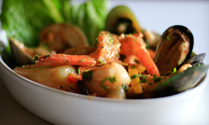 Rio's D'Sudamerica - Bucktown: $20 for $40 Worth of Peruvian Cuisine and Drinks at Rio's D'Sudamerica