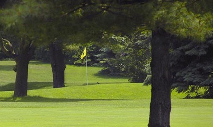 Sycamore Golf Club - Sycamore: 18-Hole Round of Golf with Cart for Two or Four at Sycamore Golf Club (Up to 59% Off). Four Options Available.