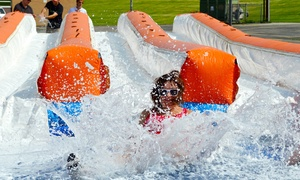 The Great Inflatable Race: Entry for One or Two to The Great Inflatable Race on Saturday, June 4 (Up to 60% Off)