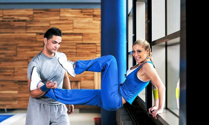 OIB Fitness - Northeast San Antonio: $83 for $184 Toward Personal Training at OIB Fitness