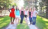 Melissa McNeal Photography: 45-Minute Outdoor Photo Shoot with Digital Images from Melissa McNeal Photography (75% Off)