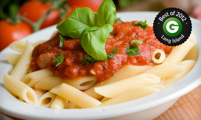 Passione - Carle Place: Upscale Italian Food for Lunch or Dinner at Passione (Half Off)