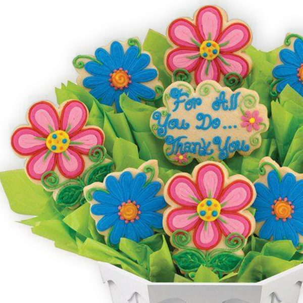 Cookie Bouquets - Cookies by Design