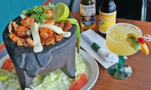 Forest Mexican Cantina: Mexican Food at Forest Mexican Cantina (Up to 35% Off). Three Options Available.