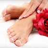 Christie Pea Nail Spa & Beautique - Sunset: $40 Worth of Nail and Spa Services
