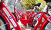 Houston B-cycle: Annual Membership for One or Two to Houston B-cycle (Up to 58% Off)