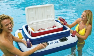 Inflatable Pool Cooler Box