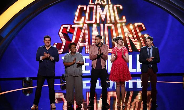 "Last Comic Standing - Schermerhorn Symphony Center: ""Last Comic Standing"" Live Tour on October 12 at 7:30 p.m."