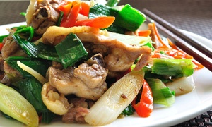 SoySauce : Kosher Chinese Food at SoySauce (Up to 40% Off). Two Options Available.