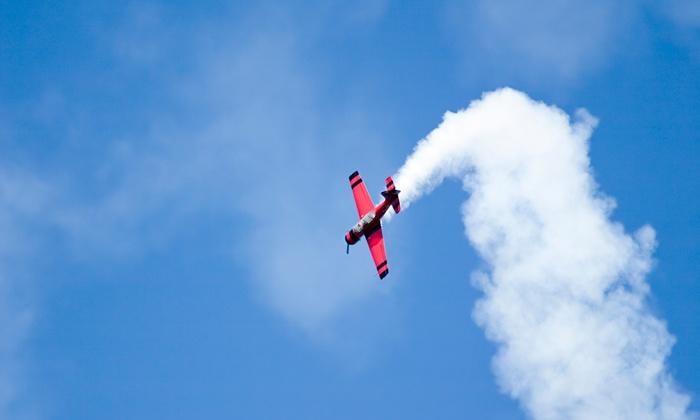 2014 Denton Air Show - Denton Enterprise Airport: 2014 Denton Air Show at Denton Enterprise Airport on Saturday, June 14 (Up to 50% Off)