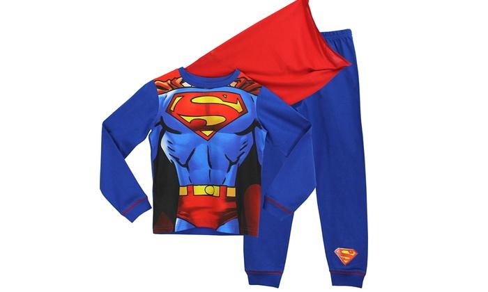 boys' novelty pyjamas