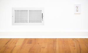 Ram Steam: $39 for a Furnace Checkup with Cleaning of 10 Vents and 1 Cold-Air Return from Ram Steam ($149 Value)