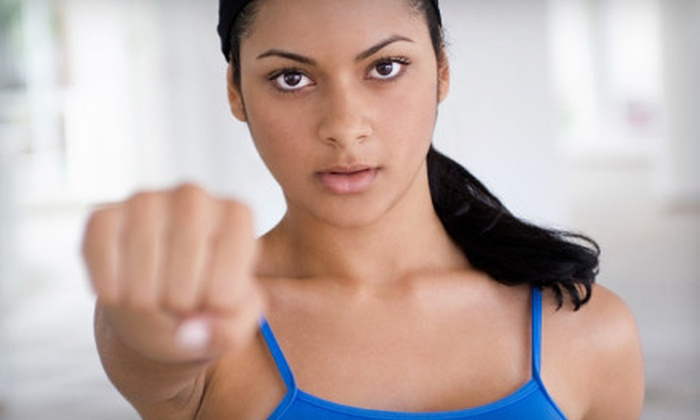 IN CHARGE Self Defense - Sasaktoon: One Month or 10 Women's Self-Defense Classes at In Charge Self Defense (Up to 51% Off)