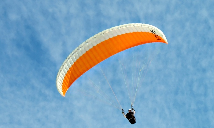 Freedom Flight Center - Holiday Beach: Tandem Powered Paragliding with Instruction for One or Two Passengers from Freedom Flight Center (Up to 53% Off)