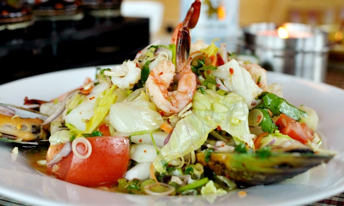 City Thai Cuisine - Hillsdale: $10 for $20 Worth of Thai Food at City Thai Cuisine
