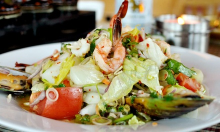 $10 for $20 Worth of Thai Food at City Thai Cuisine