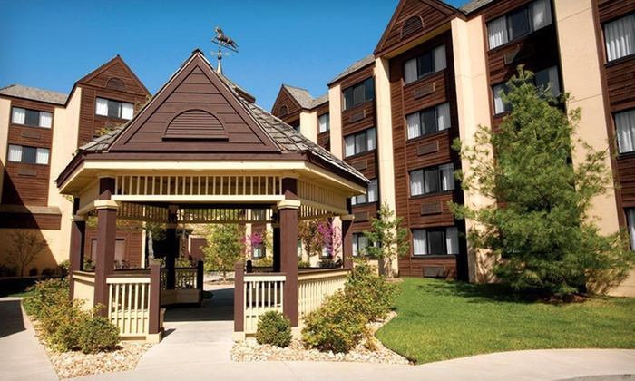 Lodge of the Ozarks - Branson, Missouri : Two- or Three-Night Stay at Lodge of the Ozarks in Branson, MO