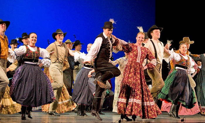 Hungarian State Folk Ensemble - Downtown: Hungarian State Folk Ensemble at Music Hall Center for One or Two on Saturday, November 23, at 8 p.m. (Up to 62% Off)