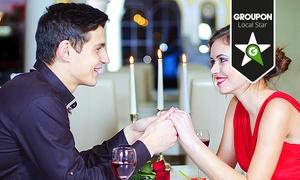 Kauzenburg: Romantisches 5-Gänge-Candle-Light-Dinner für Zwei im Restaurant Kauzenburg für 89 €