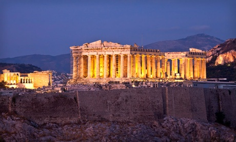 Visit the Acropolis on Greece Tour with Airfare