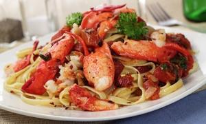RISTORANTE Da Antonio - Splendid Sole:  Menu di pesce di 4 portate con aragosta sul Lago di Garda da Ristorante Da Antonio (sconto fino a 61%)