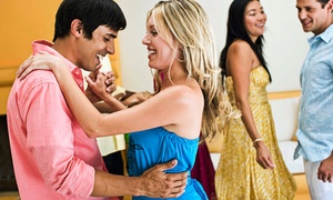 Columbus Dance Centre: 5, 10, or 20 Ballroom-Dance or Salsa Classes for an Individual or a Couple at Columbus Dance Centre (Up to 80% Off)
