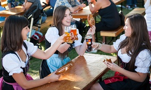 Oktoberfest de Repentigny: Up to 3 Days at the Oktoberfest de Repentigny Festival for One or Two from September 8 to 10, 2017 (Up to 45% Off)