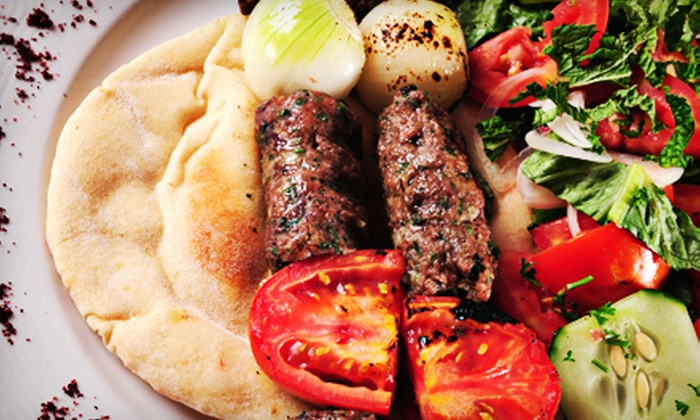 Shahrazad Restaurant - Riverside Park: $10 for $20 Worth of Persian and Middle Eastern Cuisine at Shahrazad Restaurant