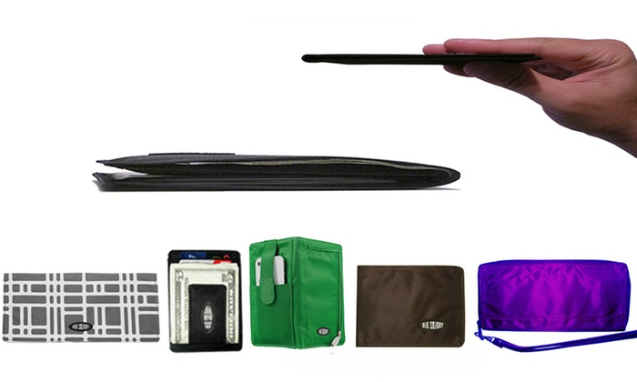 Big Skinny: Ultra-Thin Wallets from Big Skinny (52% Off). Two Options Available.