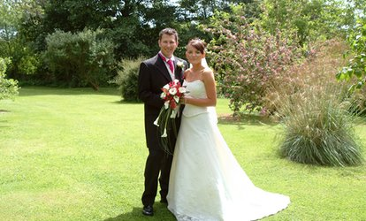 image for Platinum Wedding Package for 40 daytime and 60 evening guests at Wincham Hall Hotel (50% Off)