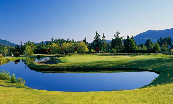 Arbutus Ridge Golf Club - Cobble Hill: C$30 for an 18-Hole Round of Golf at Arbutus Ridge Golf Club (Up to C$59 Value)