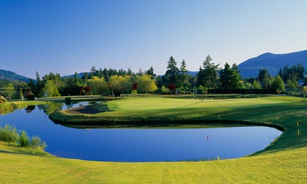 $30 for an 18-Hole Round of Golf at Arbutus Ridge Golf Club (Up to $59 Value)