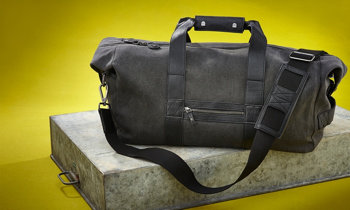 Griffin: $154 for a Griffin Marshall Charcoal Weekender Bag ($295 List Price). Free Shipping.