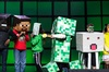 "Minefaire - Dulles Expo Center: Minefaire, a ""Minecraft"" Fan Experience (August 19–20)"