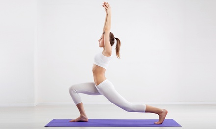 10 or 15 Hot-Yoga Classes or One or Two Months of Unlimited Classes at Hot Yoga 4 You (Up to 78% Off)
