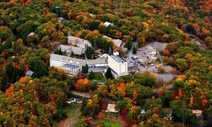 The Inn at Pocono Manor: Stay at The Inn at Pocono Manor in Pocono Manor, PA, with Dates into December